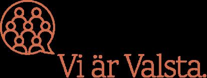 Vi är Valsta logotyp